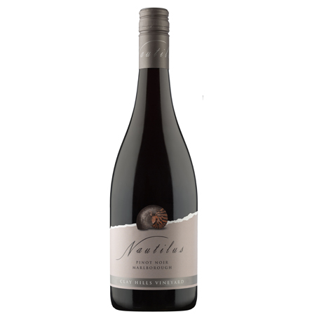 Image result for Nautilus Clay Hills Vineyard Marlborough Pinot Noir 2014